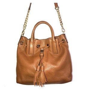 Michael Kors Cognac Crossbody bag